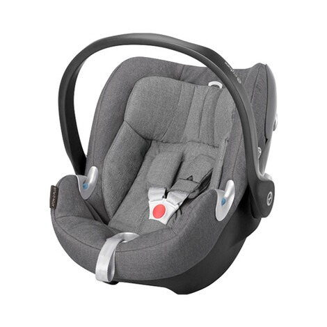 CYBEX PLATINUM Aton Q Plus Babyschale Design 2017  Manhattan Grey 1