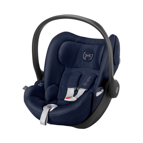 CYBEX PLATINUM Cloud Q Babyschale mit Liegefunktion Design 2017  Midnight Blue 2