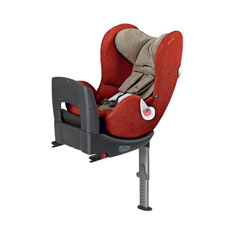 Cybex PLATINUM Sirona Plus Kindersitz mit Isofix-Base  Autumn Gold 1