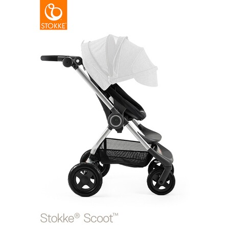 STOKKE® SCOOT V2 Kinderwagen  black 2