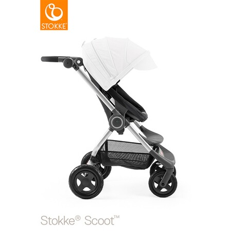 STOKKE® SCOOT V2 Kinderwagen  black 1