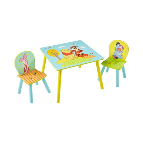WORLDSAPART DISNEY WINNIE PUUH Kindersitzgruppe 1