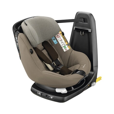 MAXI-COSI AXISSFIX i-Size Kindersitz  Earth brown 1