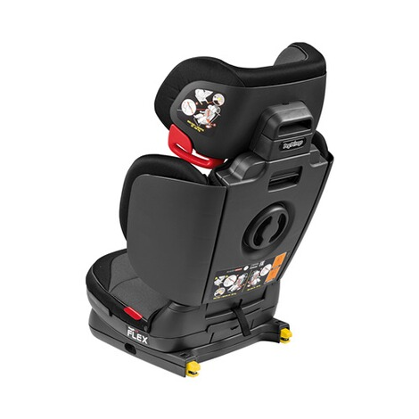 Peg Perego  Viaggio 2-3 Flex Kindersitz  Crystal Black 8