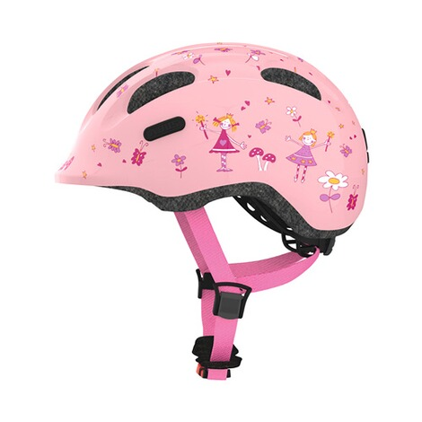 ABUS  Fahrradhelm Smiley 2.0  rose Princess 1