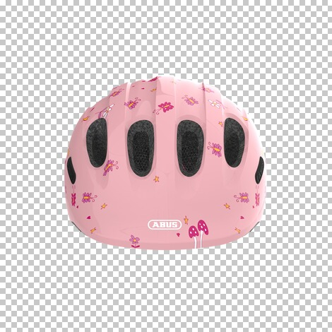 ABUS  Fahrradhelm Smiley 2.0  rose Princess 2