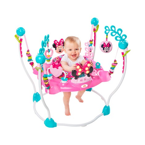 Bright Starts DISNEY BABY Spielcenter Minnie Maus 2