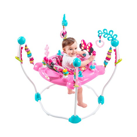 Bright Starts DISNEY BABY Spielcenter Minnie Maus 3