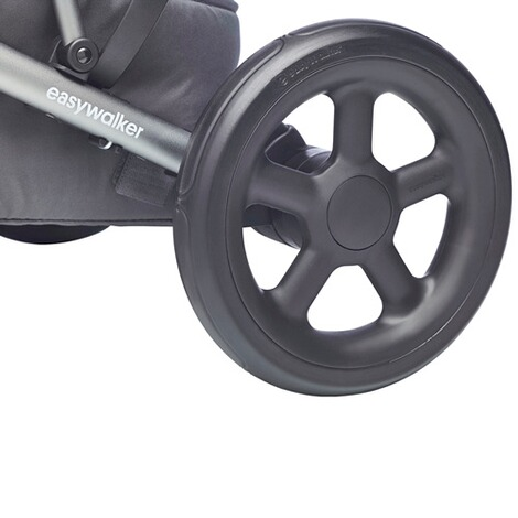 EASYWALKER HARVEY Kinderwagen Design 2018  Coal Black 31