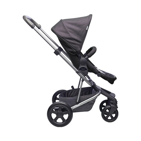 EASYWALKER HARVEY Kinderwagen Design 2018  Coal Black 8
