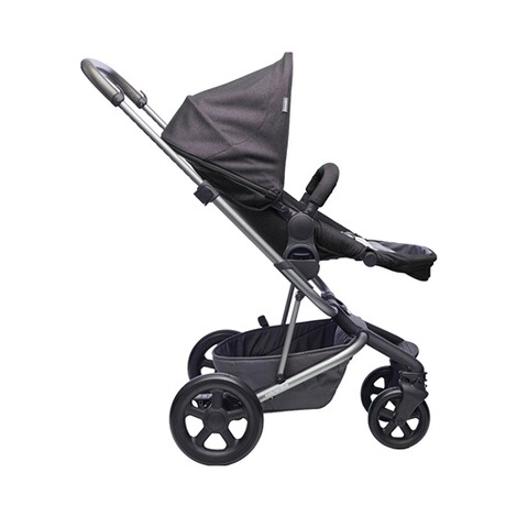 EASYWALKER HARVEY Kinderwagen Design 2018  Coal Black 10