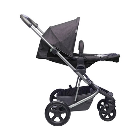 EASYWALKER HARVEY Kinderwagen Design 2018  Coal Black 12