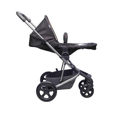 EASYWALKER HARVEY Kinderwagen Design 2018  Coal Black 13