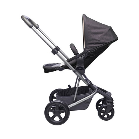 EASYWALKER HARVEY Kinderwagen  Coal Black 3
