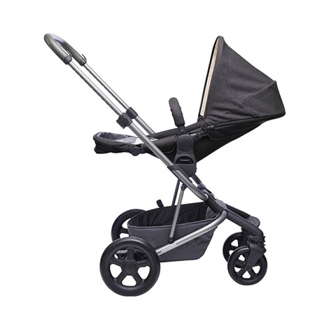 EASYWALKER HARVEY Kinderwagen Design 2018  Coal Black 4