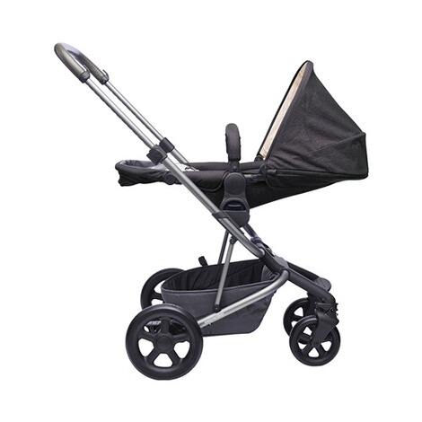 EASYWALKER HARVEY Kinderwagen Design 2018  Coal Black 5