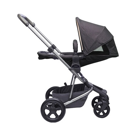 EASYWALKER HARVEY Kinderwagen Design 2018  Coal Black 6
