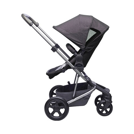 EASYWALKER HARVEY Kinderwagen Design 2018  Coal Black 7