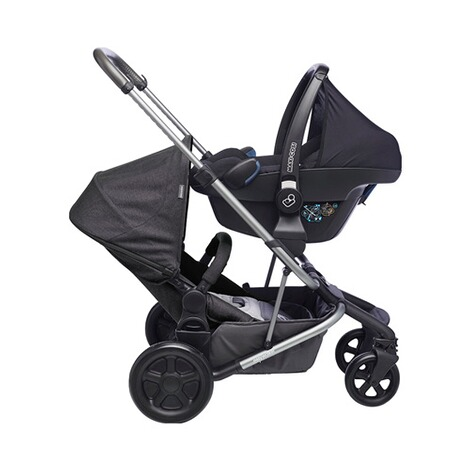 EASYWALKER HARVEY Kinderwagen  Coal Black 11