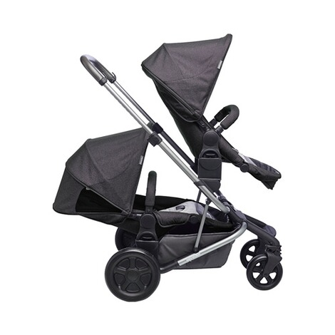 EASYWALKER HARVEY Kinderwagen Design 2018  Coal Black 15