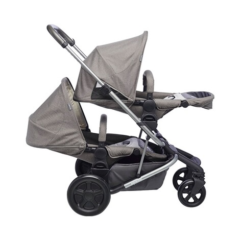 EASYWALKER HARVEY Kinderwagen Design 2018  Steel Grey 16