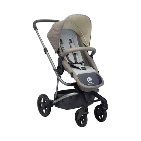 EASYWALKER HARVEY Kinderwagen Design 2018  Steel Grey 1