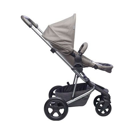 EASYWALKER HARVEY Kinderwagen Design 2018  Steel Grey 5