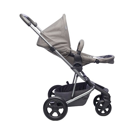 EASYWALKER HARVEY Kinderwagen Design 2018  Steel Grey 3
