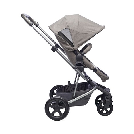 EASYWALKER HARVEY Kinderwagen Design 2018  Steel Grey 7