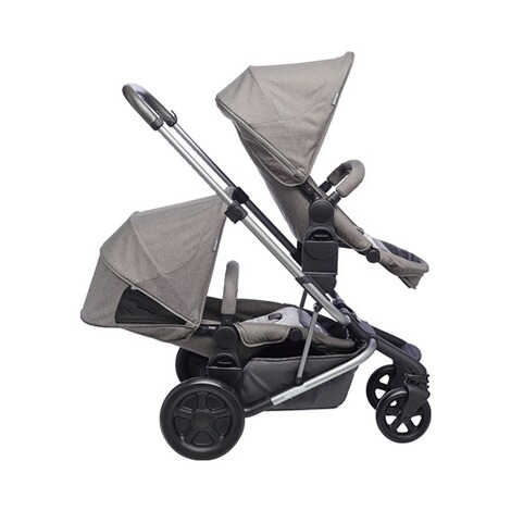 EASYWALKER HARVEY Kinderwagen Design 2018  Steel Grey 15