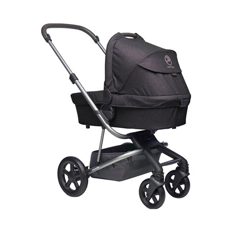 Easywalker HARVEY Tragewanne  Coal Black 2