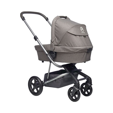 Easywalker HARVEY Tragewanne  Steel Grey 2