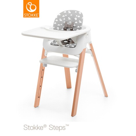 STOKKE® STEPS™ Sitzkissen  Grey Clouds 3