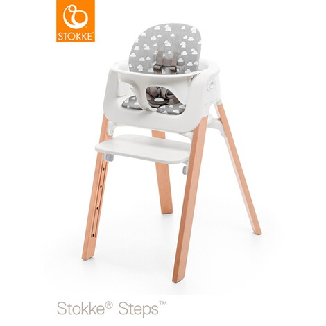 STOKKE® STEPS™ Sitzkissen  Grey Clouds 2
