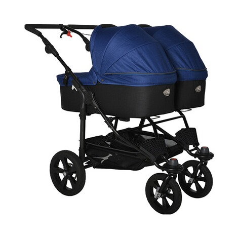 TFK  Twin Tragewanne für Twin Adventure, Twin Trail  Twilight Blue 5