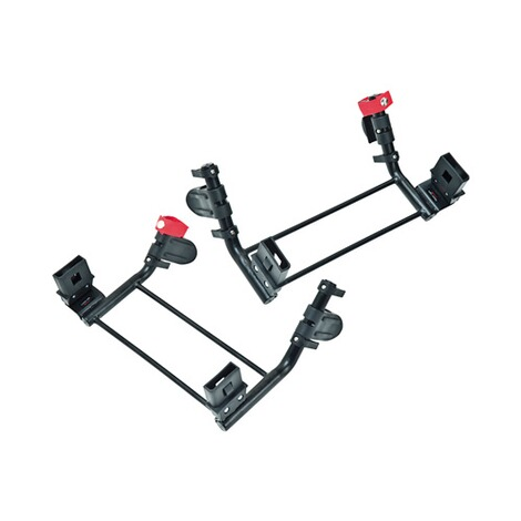 TFK  Grund-Adapter Twin Trail für 2 Babyschalen 1