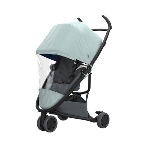 Quinny ZAPP FLEX Buggy mit Liegefunktion  Black on Black 5