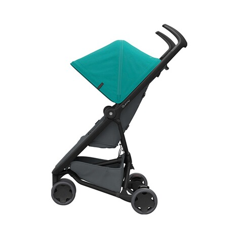 Quinny ZAPP FLEX Buggy mit Liegefunktion  Green on Graphite 2