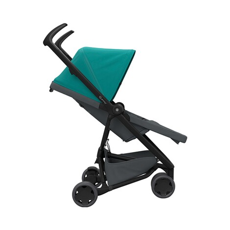 Quinny ZAPP FLEX Buggy mit Liegefunktion  Green on Graphite 3