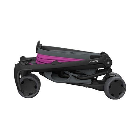 Quinny ZAPP FLEX Buggy mit Liegefunktion  Pink on Graphite 4