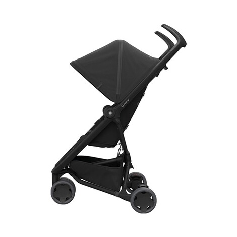 Quinny ZAPP FLEX Buggy mit Liegefunktion  Black on Black 2