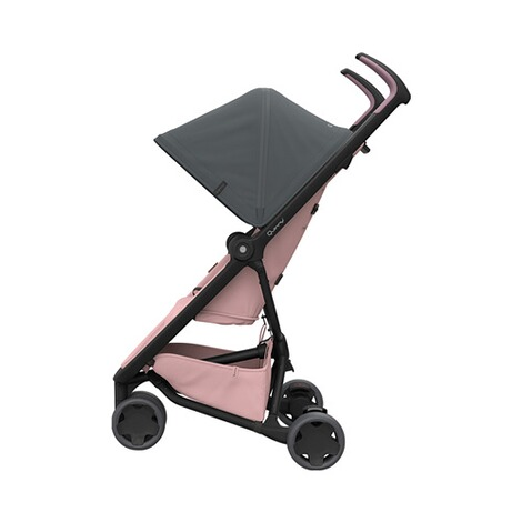 Quinny ZAPP FLEX Buggy mit Liegefunktion  Graphite on Blush 2