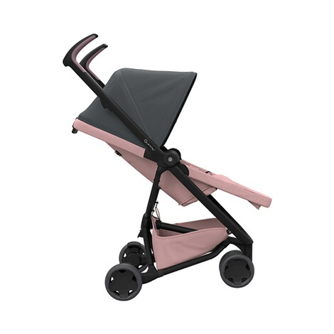 Quinny ZAPP FLEX Buggy mit Liegefunktion  Graphite on Blush 3