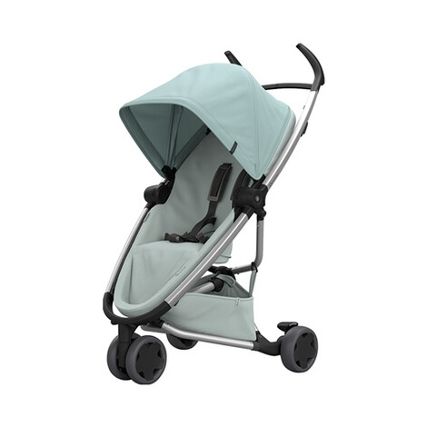 Quinny ZAPP FLEX Buggy mit Liegefunktion  Frost on Grey 1