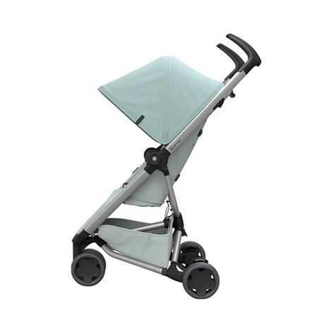 Quinny ZAPP FLEX Buggy mit Liegefunktion  Frost on Grey 2
