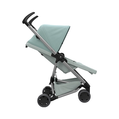 Quinny ZAPP FLEX Buggy mit Liegefunktion  Frost on Grey 3