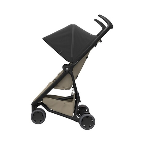 Quinny ZAPP FLEX Buggy mit Liegefunktion  Black on Sand 2
