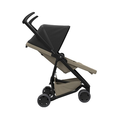 Quinny ZAPP FLEX Buggy mit Liegefunktion  Black on Sand 3
