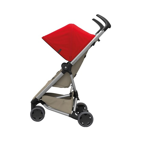 QUINNY ZAPP FLEX Buggy mit Liegefunktion  Red on Sand 2