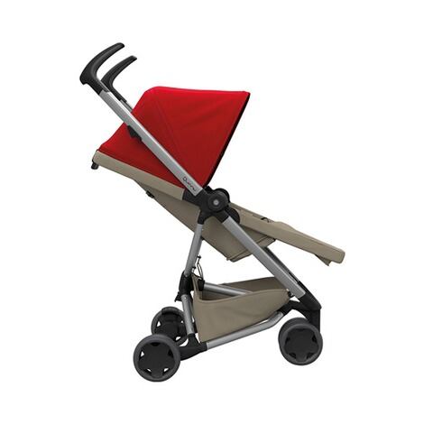 QUINNY ZAPP FLEX Buggy mit Liegefunktion  Red on Sand 3